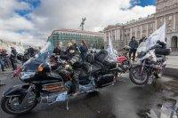 """Детский хоспис вместе с мотоциклистами города запустил в небо """"журавлей надежды"""""""
