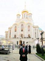О визите Великого Князя Георгия Михайловича в Москву и Санкт-Петербург