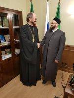Мусульмане и православные планируют совместные благотворительные проекты