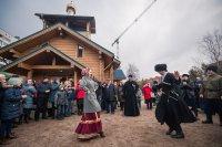Состоялось празднование 10-летия храма Св.Николая Чудотворца