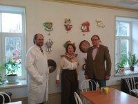 Секретарь общественной палаты Российской Федерации  В.А. Фадеев посетил Санкт–Петербургский Детский хоспис