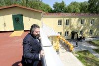 Новый стационар Санкт-Петербургского Детского хосписа в Павловске