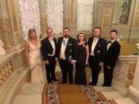 Великий князь Георгий Михайлович провёл благотворительный гала-ужин в Санкт-Петербурге